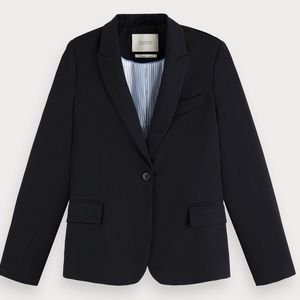 Scotch & Soda Classic Tailored Blazer NWT